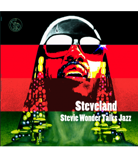 STEVELAND - Stevie Wonder Talks Jazz