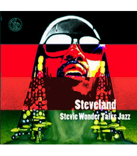 STEVELAND - Stevie Wonder Talks Jazz - SACD Hybrid