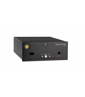 AP-7 - Stereo Integrated Amplifier - black
