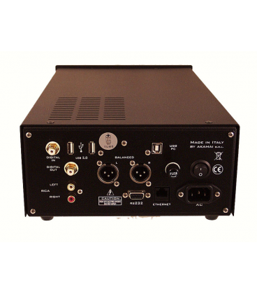 DSS-30 TUBE - Coax D/A converter & USB Player