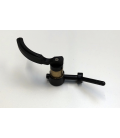 Tone Arm Hydraulic Lift Mechanism with bent bar 2