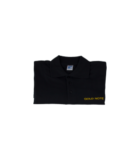 Gold Note Logo Polo long sleeves
