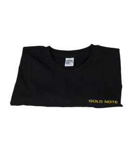 Gold Note Logo T-Shirt