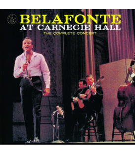 HARRY BELAFONTE - Live at Carnegie Hall - 3 x 180g Vinyl