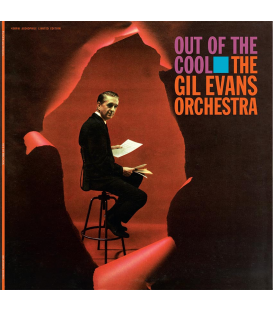 GIL EVANS - Out Of The Cool - 45pm 180g Vinyl