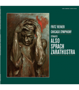 STRAUSS RICHARD - Also Sprach Zarathustra - 45rpm 180g Vinyl