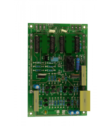 Steroid & Plastic 15/25 Power Out PCB