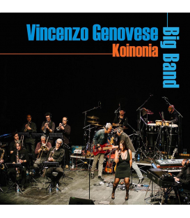 VINCENZO GENOVESE BIG BAND - Koinonia - Vinyl