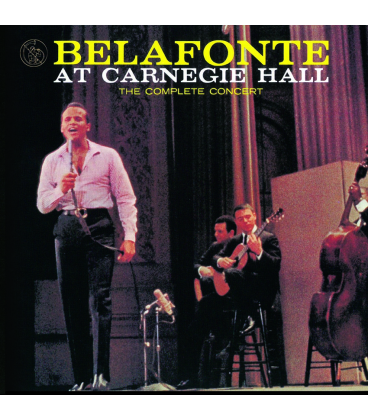 HARRY BELONTE - Live at Carnegie Hall