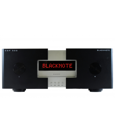 CDP500 - Tube SACD/CD Player